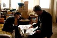 THE GIRL WITH THE DRAGON TATTOO, from left: Rooney Mara, Daniel Craig, 2011. ph: Merrick Morton/©Columbia Pictures