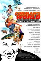 CORMAN'S WORLD: EXPLOITS OF A HOLLYWOOD REBEL, US poster art, Pam Grier (top), Roger Corman (bottom), 2011. ©Anchor Bay Films