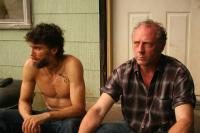 COOK COUNTY, l-r: Anson Mount, Xander Berkeley, 2009, ©Hannover House
