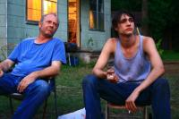 COOK COUNTY, l-r: Xander Berkeley, Ryan Donowho, 2009, ©Hannover House