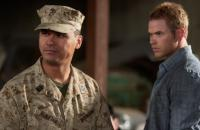 A WARRIOR'S HEART, from left: Adam Beach, Kellan Lutz, 2011. ©Xenon Pictures