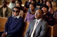 JOYFUL NOISE, from left: Dexter Darden, Courtney B. Vance, 2012. ph: Van Redin/©Warner Bros. Pictures
