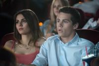 THE FIRST TIME, from left: Victoria Justice, Dylan O'Brien, 2012. ph: Gemma LaMana/©Warner Bros