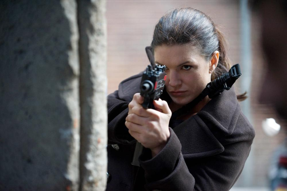 HAYWIRE, Gina Carano, 2011. ph: Claudette Barius/©Relativity Media