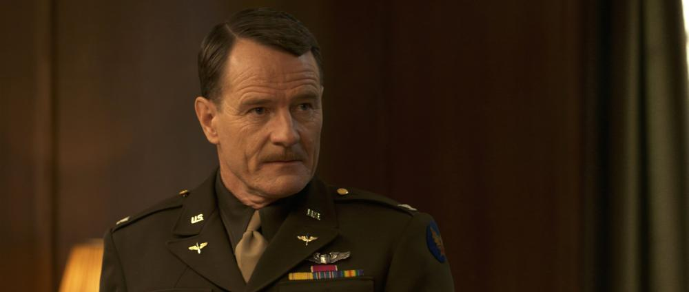 RED TAILS, Bryan Cranston, 2012, TM and Copyright ©20th Century Fox Film Corp. All rights reserved.