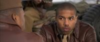 RED TAILS, from left: Leslie Odom Jr., Michael B. Jordan, 2012./TM and Copyright ©20th Century Fox Film Corp. All rights reserved.
