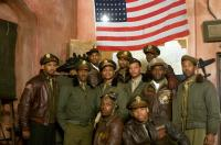 RED TAILS, from left: David Oyelowo, Ne-Yo, Kevin Phillips, Terrence Howard, Elijah Kelley, Leslie Odom Jr., Tristan Wilds, Cuba Gooding Jr., Michael B. Jordan, Marcus T. Paulk, Nate Parker, 2012. Ph: Jiri Hanzl/TM and Copyright ©20th Century Fox Film Corp