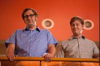 TIM AND ERICS BILLION DOLLAR MOVIE, from left: Eric Wareheim, Tim Heidecker, 2012. ©Magnolia Pictures