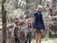 BLACK ROCK, from left: Lake Bell, Katie Aselton, Kate Bosworth, 2012.