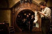 THE HOBBIT: AN UNEXPECTED JOURNEY, Martin Freeman, 2012. ph: James Fisher/©Warner Bros. Pictures