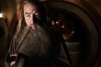 THE HOBBIT: AN UNEXPECTED JOURNEY, Ian McKellen, 2012. ph: James Fisher/©Warner Bros. Pictures
