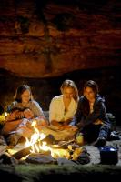 TOMORROW, WHEN THE WAR BEGAN, l-r: Ashleigh Cummings, Phoebe Tonkin, Caitlin Stasey, 2010, ©Paramount Pictures