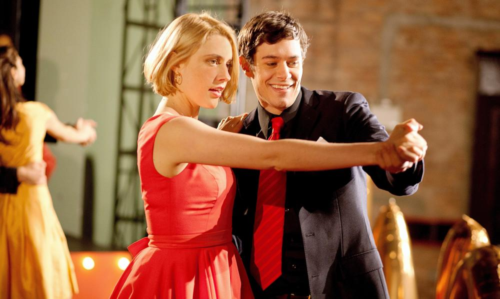 DAMSELS IN DISTRESS, from left: Greta Gerwig, Adam Brody, 2011. ph: Sabrina Lantos/©Sony Pictures Classics