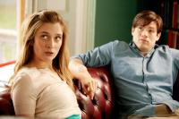 DAMSELS IN DISTRESS, from left: Caitlin Fitzgerald, Ryan Metcalf, 2011. ph: Sabrina Lantos/©Sony Pictures Classics