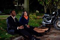 SPARKLE, l-r: Derek Luke, Jordin Sparks, 2012, ph: Alicia Gbur/©TriStar Pictures
