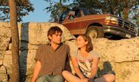 PEACE, LOVE, & MISUNDERSTANDING, from left: Chace Crawford, Elizabeth Olsen, 2011. Ph: Jacob Hutchings/©IFC Films