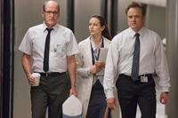 THE CABIN IN THE WOODS, from left: Richard Jenkins, Amy Acker, Bradley Whitford, 2012. ph: Diyah Pera/©Lionsgate