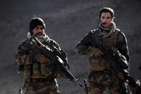 SPECIAL FORCES, (aka FORCES SPECIALES), from left: Alain Figlarz, Raphael Personnaz, 2011. ©Entertainment One