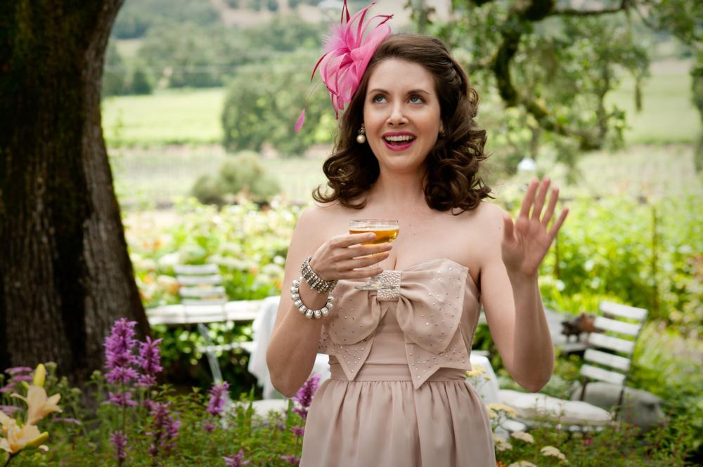THE FIVE-YEAR ENGAGEMENT, Alison Brie, 2012. ph: Glen Wilson/©Universal Pictures