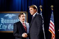 THE CAMPAIGN, from left: Zach Galifianakis, Will Ferrell, 2012. ph: Patti Perret/©Warner Bros. Pictures