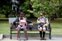 WHAT TO EXPECT WHEN YOU'RE EXPECTING, from left: Chris Rock, Thomas Lennon, 2012. ph: Melissa Moseley/©Lionsgate