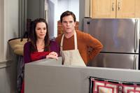 UNION SQUARE, from left: Tammy Blanchard, Mike Doyle, 2011.