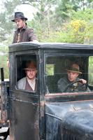 LAWLESS, from left: Jason Clarke, Tom Hardy, Shia LaBeouf, 2012. ph: Richard Foreman Jr./©Weinstein Company