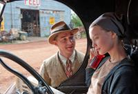 LAWLESS, from left: Shia LaBeouf, Mia Wasikowska, 2012. ph: Richard Foreman Jr./©Weinstein Company