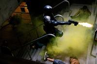 DREDD, Karl Urban, 2012. ph: Ilze Kitshoff/©Lionsgate