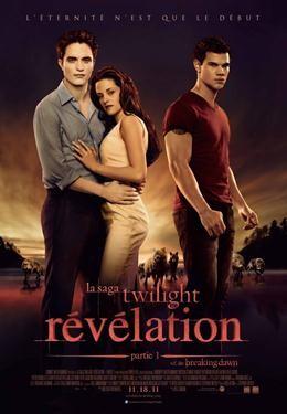 La saga Twilight : Révélation Partie 1