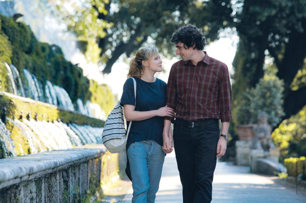 TO ROME WITH LOVE, from left: Alison Pill, Flavio Parenti, 2012./©Sony Pictures Classics