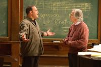 HERE COMES THE BOOM, from left: Kevin James, Henry Winkler, 2012. ph: Tracy Bennett/©Sony Pictures