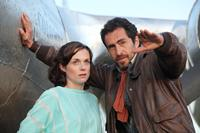 THE RUNWAY, from left: Kerry Condon, Demian Bichir, 2010. ©Tribeca Entertainment