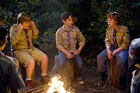 DIARY OF A WIMPY KID: DOG DAYS, l-r: Robert Capron, Zachary Gordon, Grayson Russell, 2012, ph: Diyah Pera/TM and Copyright ©20th Century Fox Film Corp. All rights reserved.