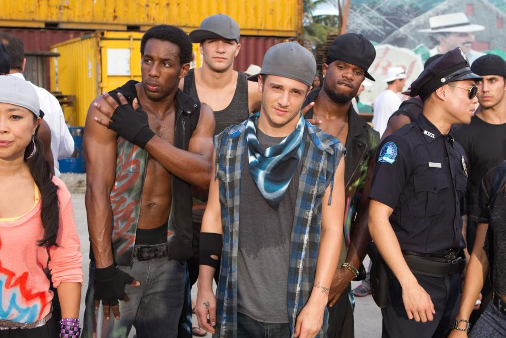 Cineplex misha gabriel step up revolution aka step up 4 foreground from left mari urmus Choice Image