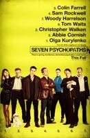 Seven Psychopaths Teaser One Sheet