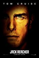 Jack Reacher Teaser One Sheet