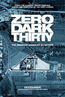 Zero Dark Thirty One Sheet