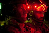 ZERO DARK THIRTY, from left: Joel Edgerton, Nash Edgerton, 2012. ph: Jonathan Olley/©Columbia Pictures