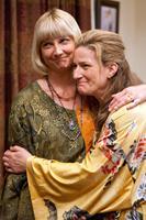 FUN SIZE, from left: Kerri Kenney, Ana Gasteyer, 2012. ph: Jamie Trueblood/©Paramount
