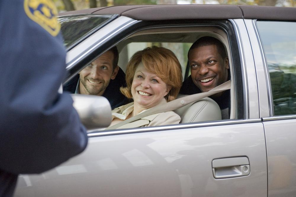 SILVER LININGS PLAYBOOK, from left: Bradley Cooper, Jacki Weaver, Chris Tucker, 2012. ph: JoJo Whilden/©Weinstein Company