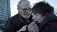 CITADEL, from left: James Cosmo, Aneurin Barnard, 2012. ©Cinedigm Entertainment Group