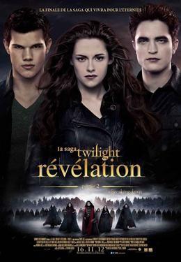 La saga Twilight: Révélation – Partie 2