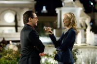 "Robert Downey Jr. and Leslie Bibb in ""Iron Man"""