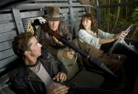 "Shia LaBeouf, Harrison Ford and Karen Allen in ""Indiana Jones and the Kingdom of the Crystal Skull"""