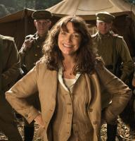 "Karen Allen in ""Indiana Jones and the Kingdom of the Crystal Skull"""
