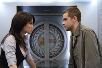 "Erika Christensen and Nick Stahl in ""How to Rob a Bank"""