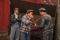 "Jimmy Rogers, Columbus Short and  Jeffrey Wright in ""Cadillac Records"""