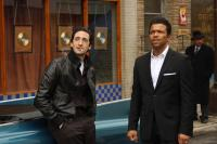"Adrien Brody and Jeffrey Wright in ""Cadillac Records"""