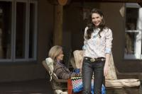 """Claire Forlani in """"Beer for My Horses"""""""